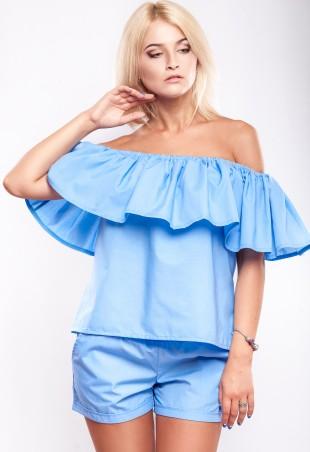 Karree: Блуза Индиго P764M2776 - главное фото