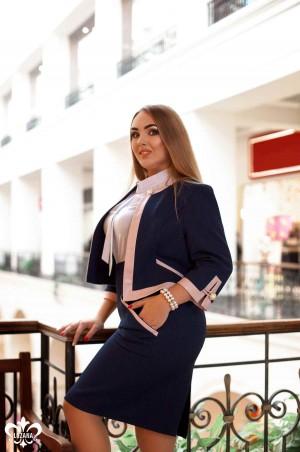 Luzana: Костюм с юбкой Шанель - главное фото