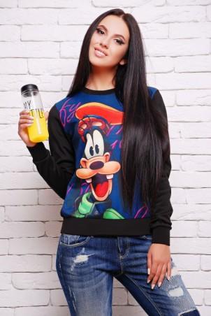 "FashionUp: Свитшот ""Sweatshirt"" KF-1272fl - главное фото"