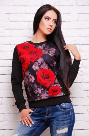 "FashionUp: Свитшот ""Sweatshirt"" KF-1273fl - главное фото"