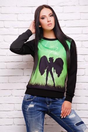 "FashionUp: Свитшот ""Sweatshirt"" KF-1274fl - главное фото"