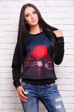 "FashionUp: Свитшот ""Sweatshirt"" KF-1275fl - главное фото"