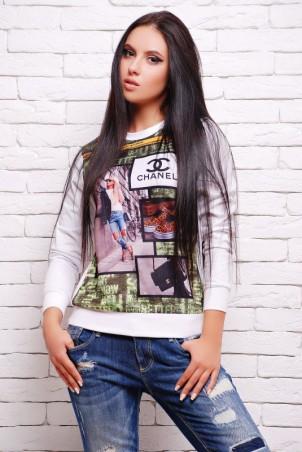 "FashionUp: Свитшот ""Sweatshirt"" KF-1281d - главное фото"