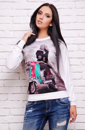 "FashionUp: Свитшот ""Sweatshirt"" KF-1286d - главное фото"