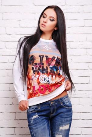 "FashionUp: Свитшот ""Sweatshirt"" KF-1288d - главное фото"