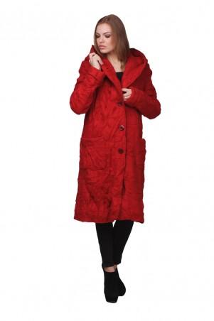Lilo: Красное пальто с капюшоном 01757 - главное фото