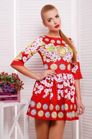 Glem: Платье Монеты-сакура  Сана-1 д/р - главное фото