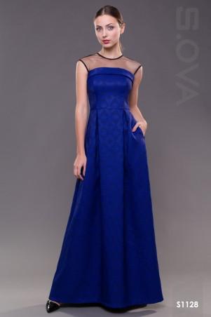 S.OVA: Платье S1128 - главное фото