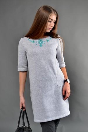 TessDress: Платье в стиле кэжуал «Претта» 1244 - главное фото