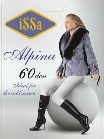 ISSA PLUS: Колготки Alpina 60 den цвета мокко Alpina 60_мокка - главное фото