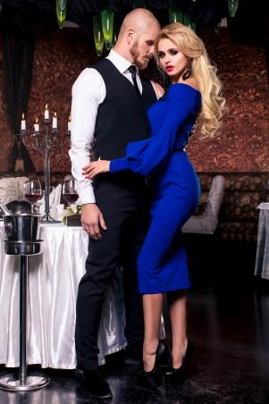 Jadone Fashion: Платье Кимберли М-1 - главное фото
