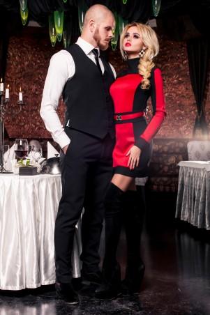Jadone Fashion: Платье-туника Скайфол М-2 - главное фото