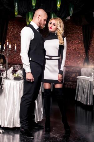 Jadone Fashion: Платье-туника Скайфол М-1 - главное фото
