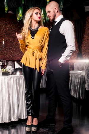 Jadone Fashion: Туника Миллениум М-5 - главное фото