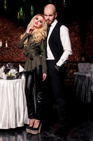 Jadone Fashion: Туника Миллениум М-1 - главное фото