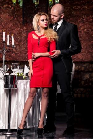 Jadone Fashion: Платье Энжи М-3 - главное фото