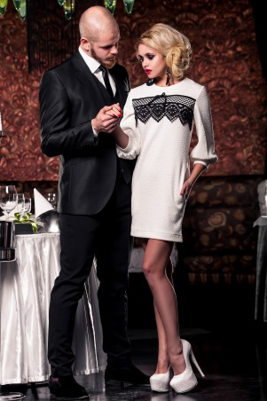 Jadone Fashion: Платье Мондо М-2 - главное фото