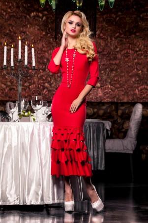 Jadone Fashion: Платье Хилари М-3 - главное фото