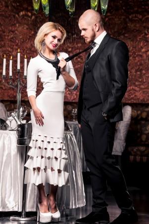 Jadone Fashion: Платье Хилари М-2 - главное фото