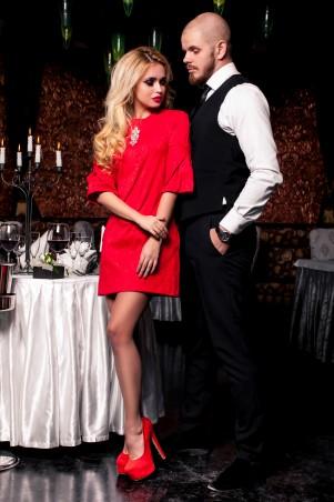Jadone Fashion: Платье Шико М-5 - главное фото