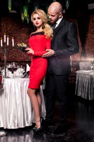 Jadone Fashion: Платье Ирен М-1 - главное фото