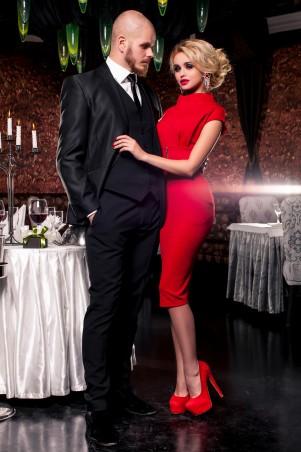 Jadone Fashion: Платье Эдем М-1 - главное фото