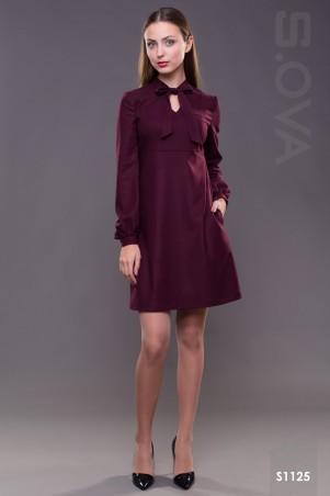 S.OVA: Платье S1125 - главное фото