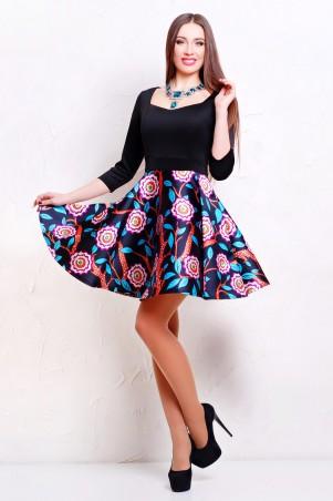 Glem: Платье Анфиса д/р - главное фото