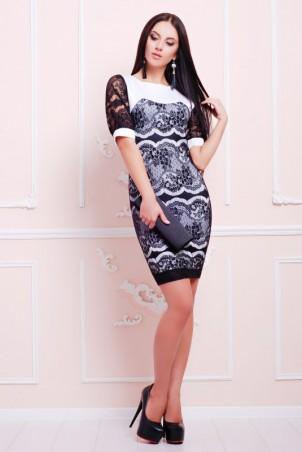 """FashionUp: Платье""""Стиль"""" PL-1296B - главное фото"""