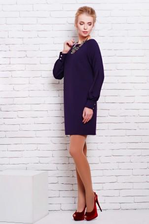 Zefir: Платье короткое классика Ноеми - главное фото