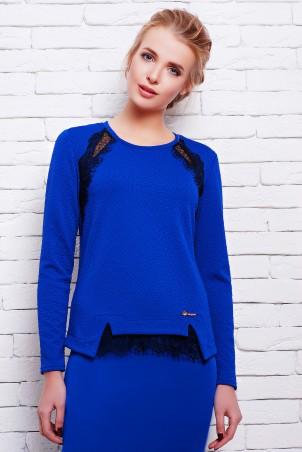 Zefir: Блуза без застежки Клара - главное фото