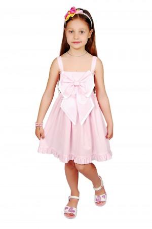 Kids Couture: Платье 15-305 в розовую точку 31003721 - главное фото