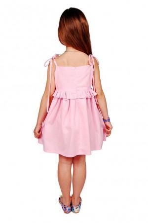 Kids Couture: Платье 15-304 розовый горох 31003724 - главное фото