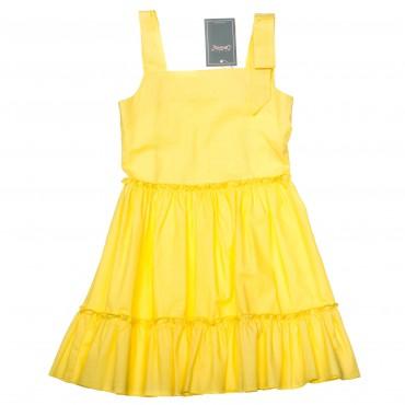 Kids Couture: Платье 2015-90 желтое 61008581 - главное фото