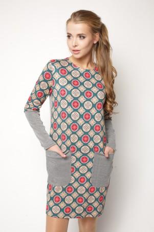 "Lavana Fashion: Платье ""RIX"" LVN1504-0129 - главное фото"