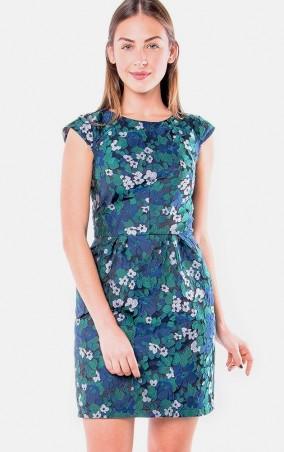 MR520: Платье - мини MR 229 2049 1115 Blue - главное фото