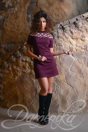 Daminika: Платье «Sher» 11530 - главное фото