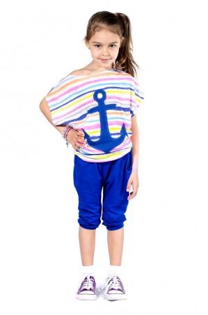 Kids Couture: Спортивный костюм морячка 2014063 - главное фото