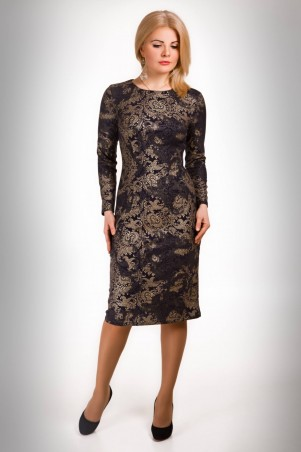 Tamara Style: Платье Платье голд - главное фото