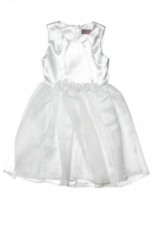 Kids Couture: Платье 15-407 белое 61101766 - главное фото
