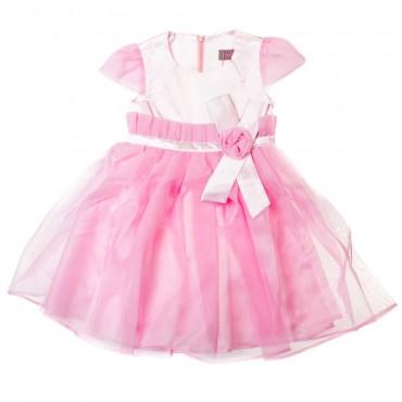 Kids Couture: Платье 15-404 розовое 61103761 - главное фото