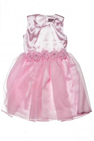 Kids Couture: Платье 15-407 розовое 61103767 - главное фото