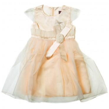 Kids Couture: Платье 15-404 молочное 61116760 - главное фото