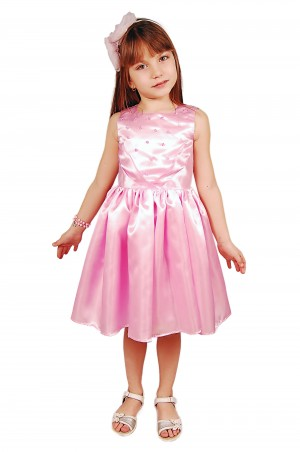 Kids Couture: Платье 15-405 розовое 61103757 - главное фото