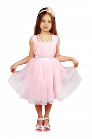 Kids Couture: Платье 15-403 розовое 61103755 - главное фото