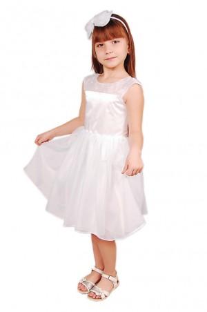 Kids Couture: Платье 15-401 белое 61101749 - главное фото