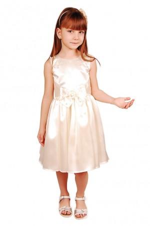 Kids Couture: Платье 15-409 молочное 61116753 - главное фото