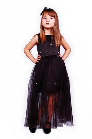 Kids Couture: Платье 15-258 черное 61002743 - главное фото