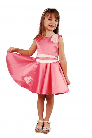 Kids Couture: Платье 15-251 розовое 61003741 - главное фото
