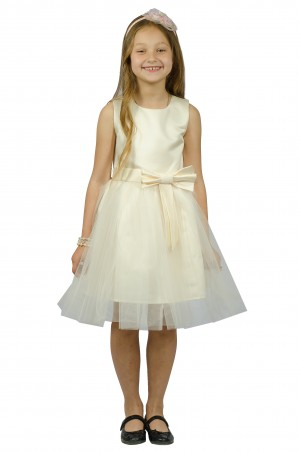 Kids Couture: Платье 15-255 молочное 61016737 - главное фото